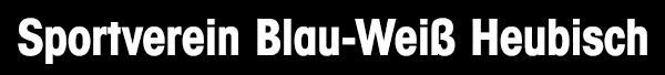 Sportverein Blau-Weiß Heubisch